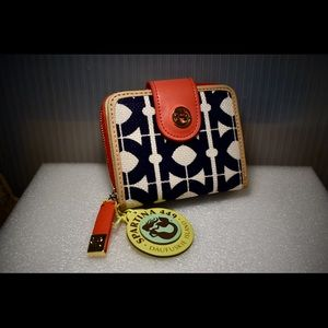 Spartina 449 Hilton Head French Wallet